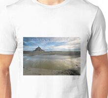 Bay of Le Mont St Michel Unisex T-Shirt