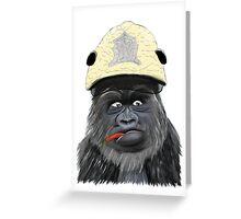 chilli corilla Greeting Card