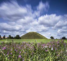 Silbury Hill Summer by Celtic Mystery