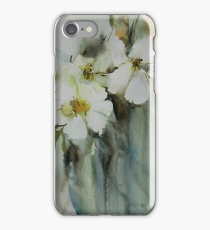 white farytale iPhone Case/Skin