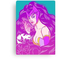 Scarlet Witch Canvas Print