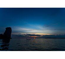 Island Life - Krabi, Thailand Photographic Print
