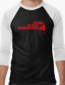 mash up TNR Men's Baseball ¾ T-Shirt