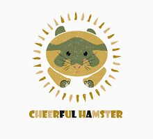 cheerful hamster Unisex T-Shirt