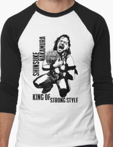 Best King Of Strong Style Men's Baseball ¾ T-Shirt