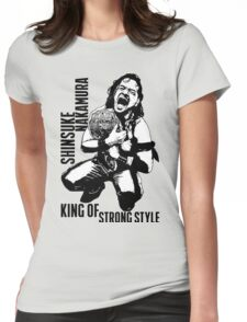 Best King Of Strong Style Womens Fitted T-Shirt