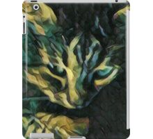 Mousey Tongue Blue Period iPad Case/Skin