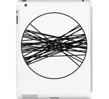 String Circle iPad Case/Skin