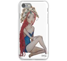 Crowned Red Queen iPhone Case/Skin