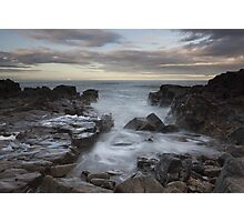 greyhope bay Photographic Print