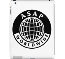 asap worlwide iPad Case/Skin