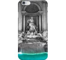 Trevi's Fountain // Rome iPhone Case/Skin