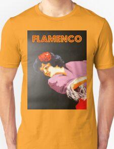 Flamenco dancer, Spanish girl Unisex T-Shirt