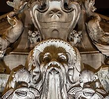 Pantheon's Fountain // Rome by artemotion