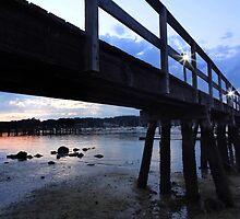 """Under the Boardwalk"" by Barbny"