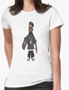 J Dilla Doll t-shirt - Special tee for fan Womens Fitted T-Shirt