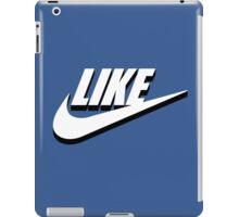 Like sport social media iPad Case/Skin