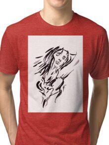 """Relax"" Tri-blend T-Shirt"
