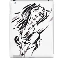 """Relax"" iPad Case/Skin"