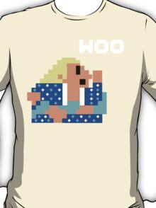 8-Bit WOO Man T-Shirt