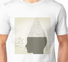 Musical head6 Unisex T-Shirt