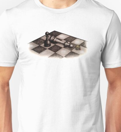 Bested (Chess) Unisex T-Shirt