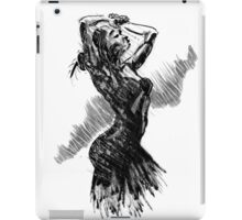 """Dancer"" iPad Case/Skin"