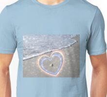 Love On The Beach Unisex T-Shirt
