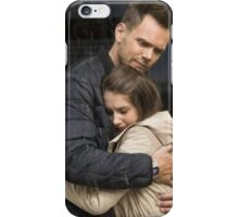 Jeff and Annie iPhone Case/Skin