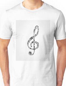 Musical key Unisex T-Shirt