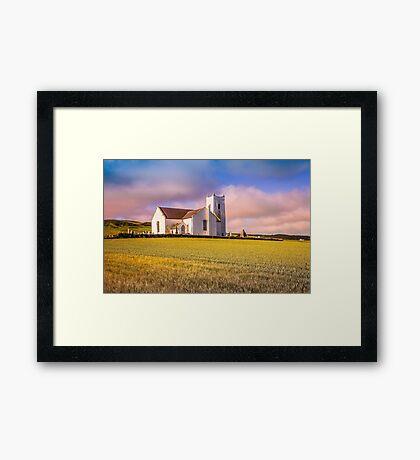 Balintoy Church Framed Print