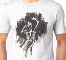 Ghostly Wave Unisex T-Shirt
