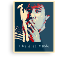 Bill Hicks - It's Just A Ride Metal Print