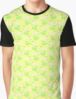 Seamless pattern with apples Graphic T-Shirt