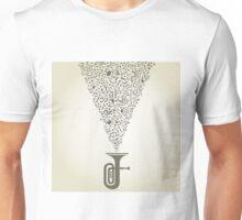 Musical pipe Unisex T-Shirt
