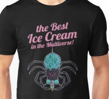 The Best Ice Cream in the Multiverse Unisex T-Shirt