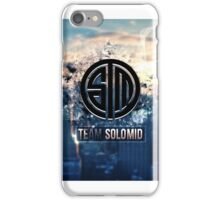 TSM LCS  (league of legends) iPhone Case/Skin