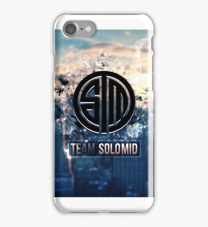 TSM LCS  (league of legends) iPhone Case/Skin