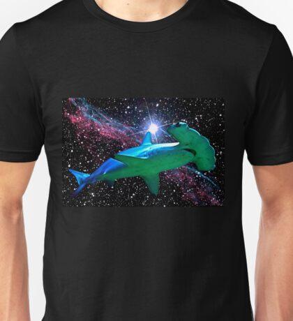 space shark Unisex T-Shirt