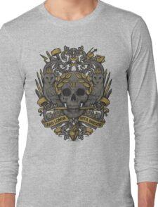 ARS LONGA, VITA BREVIS Long Sleeve T-Shirt