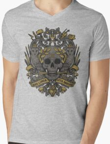 ARS LONGA, VITA BREVIS Mens V-Neck T-Shirt