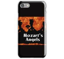 """Mozart and Marie """"Mozart's Angels"""" iPhone Case/Skin"""