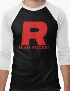 Pokemon Team Rocket Men's Baseball ¾ T-Shirt