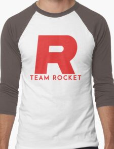Pokemon Team Rocket Men's Baseball ¾ T-Shirt