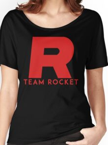 Pokemon Team Rocket Women's Relaxed Fit T-Shirt