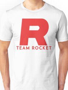 Pokemon Team Rocket Unisex T-Shirt