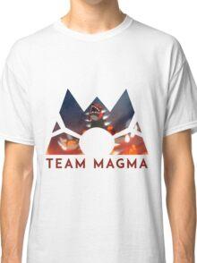 Pokemon Team Magma Classic T-Shirt