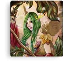 Faerie of Inspiration Canvas Print