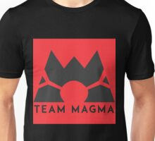 Pokemon Team Magma Unisex T-Shirt