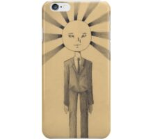 Five Years Time iPhone Case/Skin